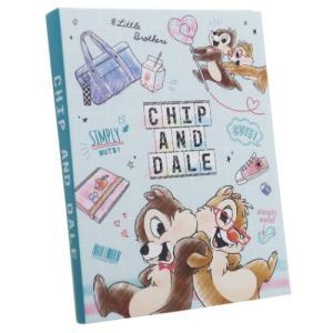 チップ&デール BOOK型 ふせんセット 付箋 ディズニー グッズ キャラクター|cinemacollection