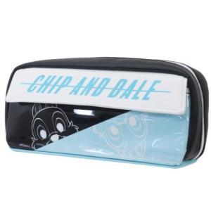 チップ&デール 筆箱 カジュアルボックス ペンケース ディズニー カミオジャパン 新学期 準備|cinemacollection