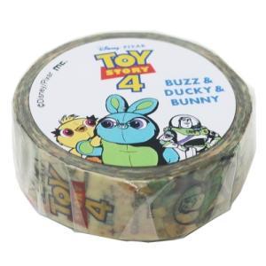「メール便可」「マスキングテープ」 マスキングテープ トイストーリー 4 15m マステ ディズニー...