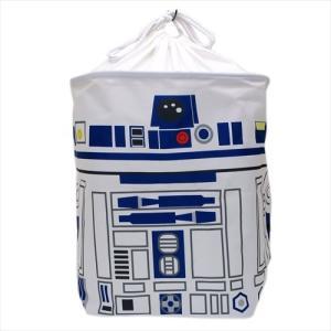 「洗濯・清掃用品」 スターウォーズ 洗濯用品 ランドリーBOX R2-D2 STAR WARS 丸眞...