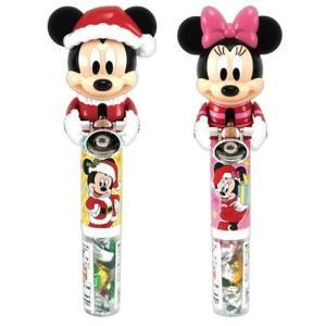 クリスマスお菓子 ミッキー&ミニー リンガーベル in チョコレート ディズニー 鈴