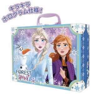 アナと雪の女王 2 クリスマス お菓子 ペーパートランク in お菓子詰め合わ アナ&エルサ ディズ...