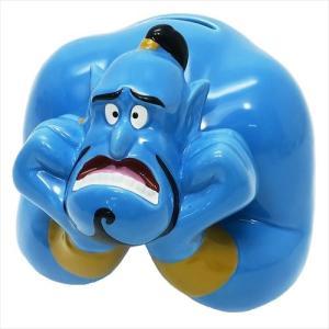 アラジン 貯金箱 陶磁器製バンク ジーニー ディズニー かわいい ギフト プレゼント キャラクター グッズ cinemacollection