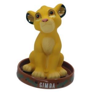 ライオンキング ナチュラル 素焼き 加湿器 卓上 加湿器 シンバ ディズニー サンアート|キャラクターのシネマコレクション