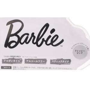 バービー フレグランス Barbie ギフト雑貨 練り香水 キャラクター グッズ SHO-BI ブラック ドレッシーピンク|cinemacollection|02