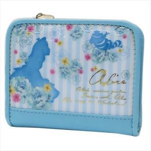 「お財布」 こども財布 ふしぎの国のアリス 2つ折りウォレット SHO-BI シルエットデザインシリ...