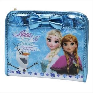 「お財布」 アナと雪の女王 こども財布 キラキラジュニアウォレット SHO-BI グッズ ギフト雑貨...