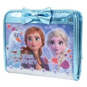アナと雪の女王2 ディズニー グッズ こども 財布 キラキラ ウォレット 2020SS SHO-BI