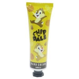 チップ&デール ハンドクリーム バニラの香り コスメ雑貨 ディズニー SHO-BI 30g プチギフト|cinemacollection