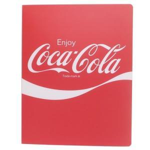 コカコーラ 新学期 準備 おやつマーケット 文具 ルーズリーフ バインダー キャラクター グッズ サカモト RED|キャラクターのシネマコレクション
