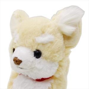 チワワ ひざ わんこ CR グッズ ぬいぐるみ どうぶつ サンレモン かわいい イヌ cinemacollection 04
