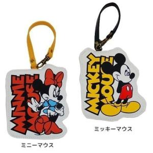 【disney_y】 「パスケース」 定期入れ ミッキー&ミニー Mickey Minnie ダイカ...