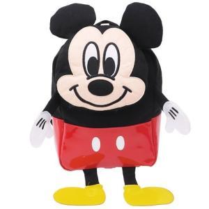 「リュックサック」 ミッキーマウス キッズ リュック 子供用 ダイカット Dパック スモールプラネッ...