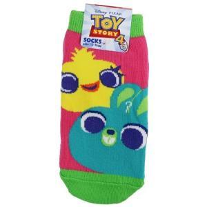 「メール便可」「靴下:キッズ」 トイストーリー 4 ディズニー グッズ 子供用 靴下 キッズ ソック...