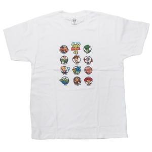 トイストーリー 4 グッズ Tシャツ T-SHIRTS ネーム ディズニー キャラクター|cinemacollection