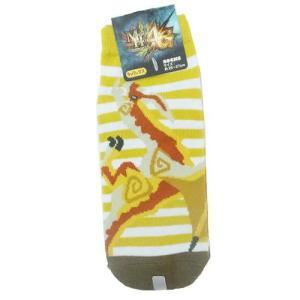 モンスターハンター メンズソックス 男性用靴下 セルレギオスGR モンハン スモールプラネット 25〜27cm ゲーム|cinemacollection