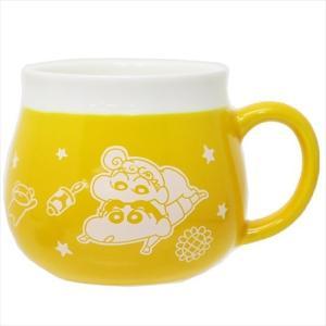 マグカップ クレヨンしんちゃん 陶器製mug スモールプラネット