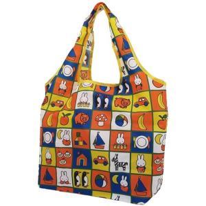 「エコバッグ」 ミッフィー ディックブルーナ グッズ エコバッグ 折りたたみ くるくる ショッピング...