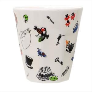 「メラミンカップ」 ムーミン 新生活準備 北欧 キッズ食器 プラコップ キャラクター グッズ スモー...