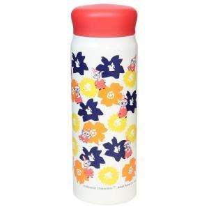 保温 保冷 水筒 ムーミン ステンレスマグボトル スモールプラネット フラワー グッズ 480ml ...