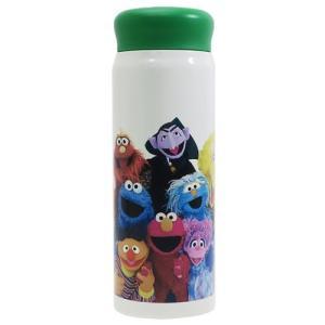 「水筒:保冷・保温機能付き」 セサミストリート ステンレスボトル 集合 SESAMI STREET ...