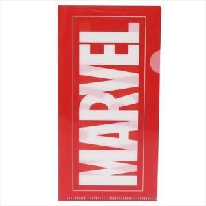 「メール便可」「ポケットファイル」 MARVEL チケットホルダー ビッグBOXロゴ グッズ ファイ...