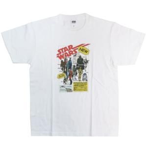 スターウォーズ グッズ Tシャツ T-SHIRTS ヴィンテージ STAR WARS キャラクター|cinemacollection