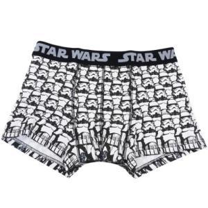 スターウォーズ メンズ ボクサーパンツ キャラクター グッズ 男性用 下着 ストームトルーパー STAR WARS|cinemacollection