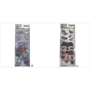 シール バットマンvsスーパーマン ミニステッカー DCコミック スモールプラネット 手帳デコ アメ...