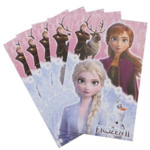 アナと雪の女王 2 お年玉 ポチ袋 5枚セット ぽち袋 Bタイプ ディズニー グッズ キャラクター cinemacollection