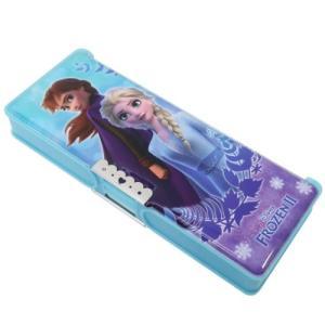 アナと雪の女王2 小学生 筆箱 キャラクター グッズ 両面 マチック 筆入 DX 2020年新入学 ディズニー|cinemacollection