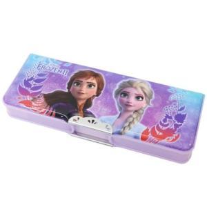 アナと雪の女王2 グッズ 小学生 筆箱 コンパクト ふでいれ ヨコピタ 2020年新入学 ディズニー キャラクター|cinemacollection