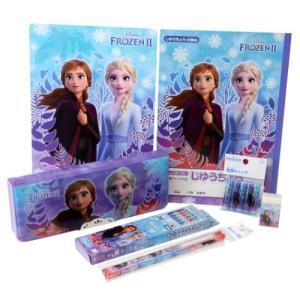 アナと雪の女王 2 グッズ 文具セット 入学ステーショナリー7点セット 2020年新入学 ディズニー キャラクター|cinemacollection