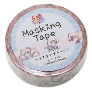 「メール便可」「マスキングテープ」 美少女戦士 セーラームーン 15mmマステ ラフP マスキング ...