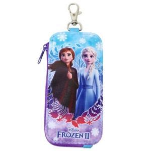 アナと雪の女王2 ディズニー グッズ のびる 鍵カバー リール付き キーケース 2020年新入学 サンスター文具|cinemacollection