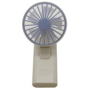 「ハンディ扇風機」 CLIP MINI FAN 扇風機 携帯用 クリップ付き ミニ ハンディファン ...