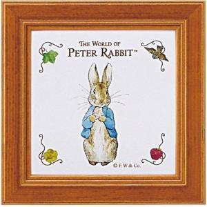 ピーターラビット Peter Rabbit 2 ナチュラル ミニアートフレーム|cinemacollection