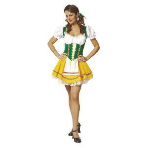 【XLサイズ コスチューム】ビアガーデンガール(Beer Garden Girl 85304 size XLarge 18号,19号,20号) cinemasecrets