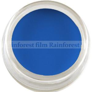 1/8oz. クリームメイクアップ ブルー Cream Makeup, Blue, (0.125oz/7g) CC040 | 青色,ライニングカラー,ドーラン,フェイスペイント,コスプレ,特殊メイク|cinemasecrets