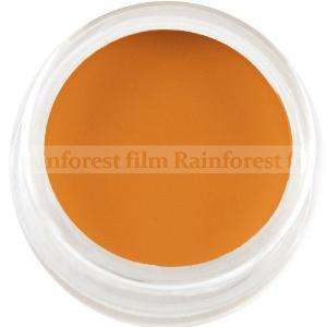 1/8oz. クリームメイクアップ オレンジ Cream Makeup, Orange, (0.125oz/7g) CC043 | 橙色,ライニングカラー,ドーラン,フェイスペイント,コスプレ,特殊メイク|cinemasecrets