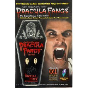 ドラキュラの牙(金) Dracula House DRACULA FANGS Gold FCC224|牙,キバ,八重歯,吸血鬼,ヴァンパイア,ドラキュラ,バンパイア,トワイライト,ビジュアル系|cinemasecrets
