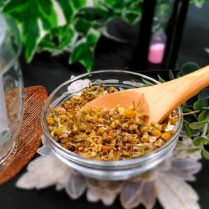 体質改善 ハーブティー オーガニック ブレンド 60g 鼻づまり 肌質改善 |cinnamonleaf