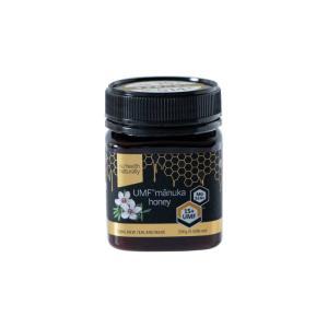 マヌカハニーUMF15+ 250g喉の痛み、胃の不快に一さじ舐めるだけ 生活の木|cinnamonleaf