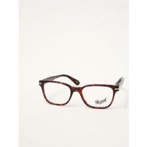Persol 【ペルソール】 オプティカル(眼鏡)  PO3003V 52/18 24  BROWN(ブラウン)|cinqessentiel