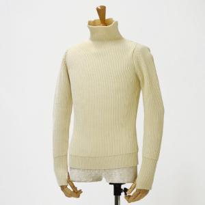 ANDERSEN-ANDERSEN【アンデルセンアンデルセン】タートルネックニット AD-001 TURTLE wool OFF WHITE(オフホワイト) cinqessentiel