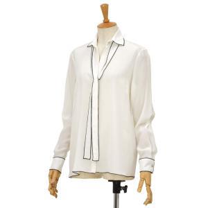BARBA【バルバ】ボウタイシルクシャツ AI-18-43 157301 シルク ホワイト|cinqessentiel