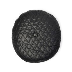 Borsalino【ボルサリーノ】キルティングベレー帽 B80032 TA0017 697A ポリエステル ブラック cinqessentiel 03