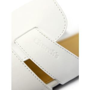 Church's【チャーチ】グルカサンダル BECKY DX0051 WHITE ホワイト cinqessentiel 05