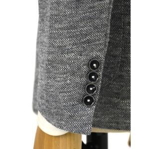 CIRCOLO 1901【チルコロ】リネンジャージーシングルジャケット 8CU194045 018 ブルー|cinqessentiel|04