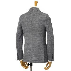 CIRCOLO 1901【チルコロ】リネンジャージーシングルジャケット 8CU194045 018 ブルー|cinqessentiel|05